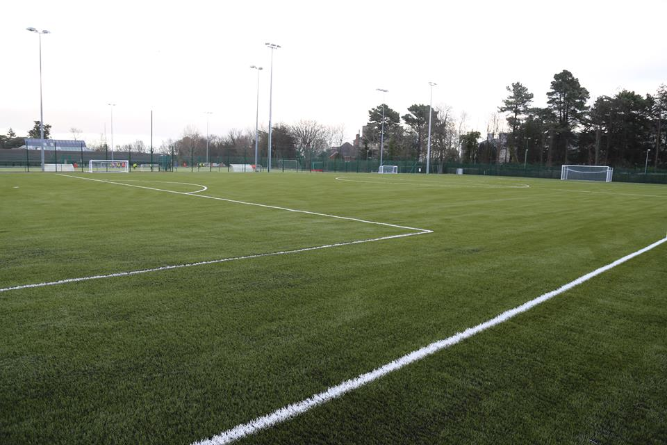All-Weather Football Pitch