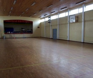 New Extension – Recreation Hall